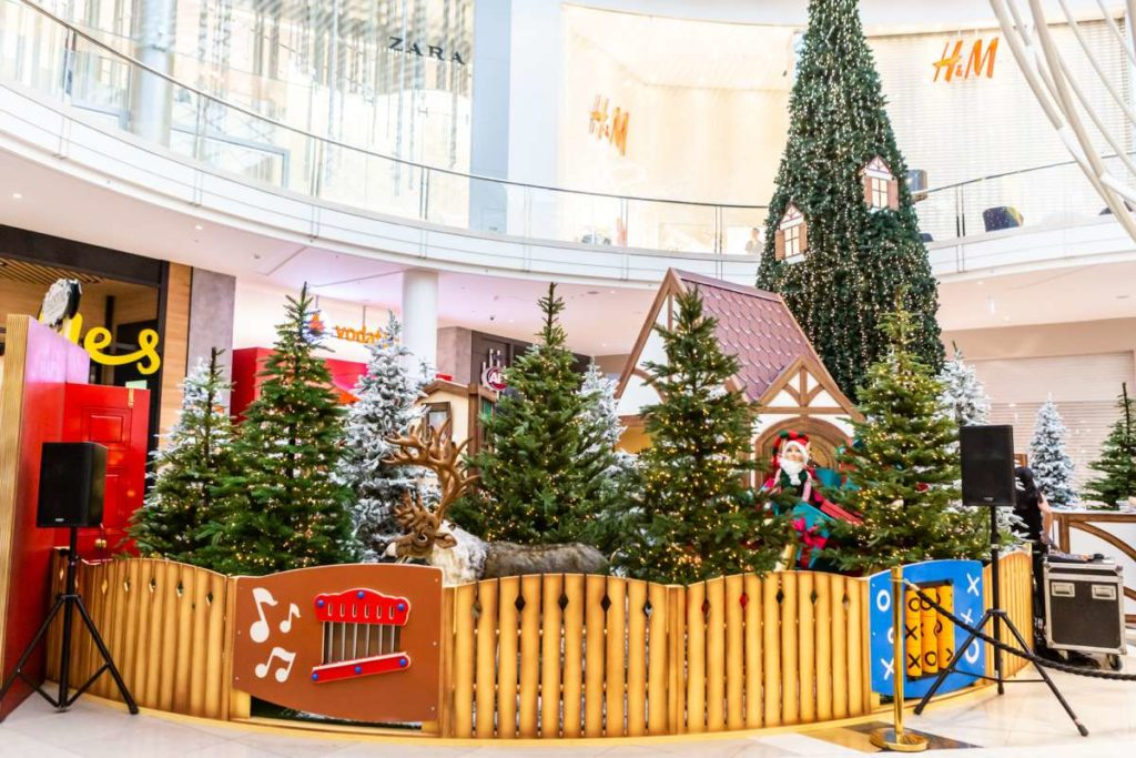 Chadstone christmas decorations
