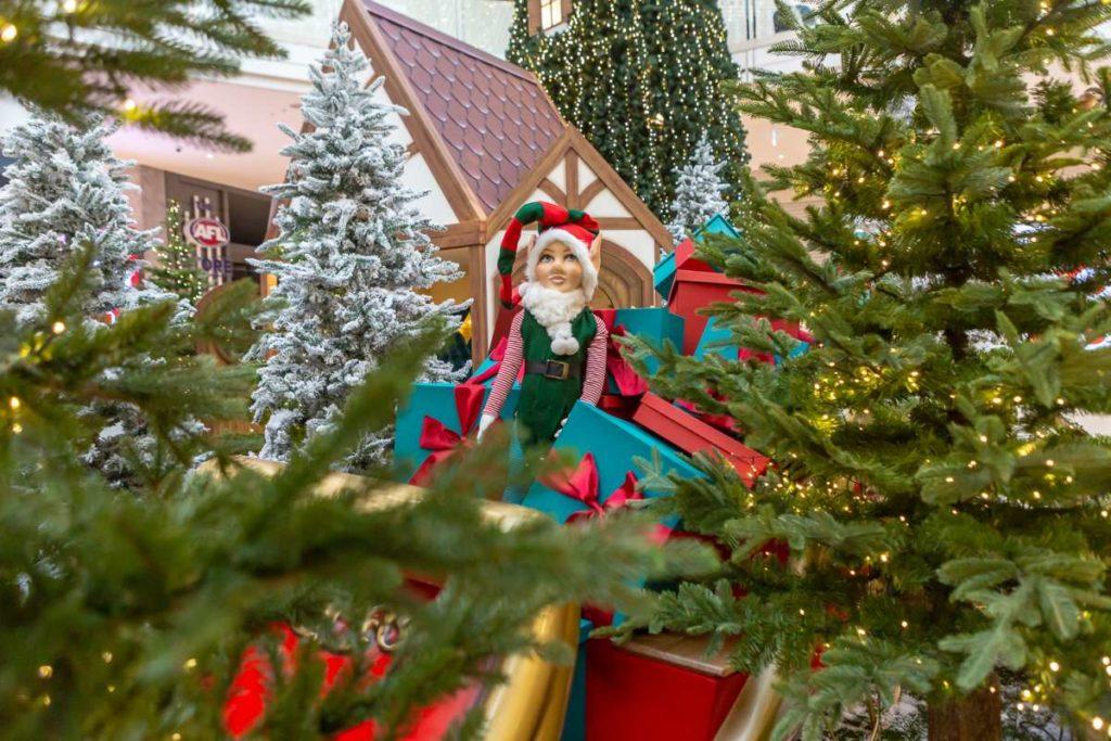 bespoke christmas decoration